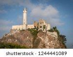 san francisco  ca   usa  ... | Shutterstock . vector #1244441089