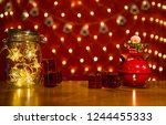 Christmas Fairy Lights In A...