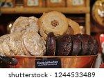 Typical German Gingerbread...
