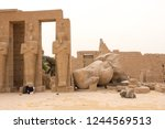 Statues Of Other Egypt. With...