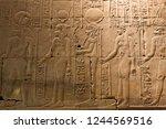 Egyptian Hieroglyphs And...