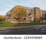 Small photo of CAMBRIDGE, UK - CIRCA OCTOBER 2018: Churchill College