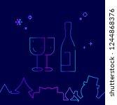 alcohol  wine  festive dinner...