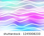 light multicolor  rainbow... | Shutterstock .eps vector #1245008233