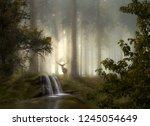 Fantasy Landscape  Compositing