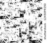 grunge overlay layer. abstract... | Shutterstock .eps vector #1245099250