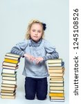 education and school concept  ... | Shutterstock . vector #1245108526