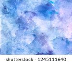 colorful abstract vector... | Shutterstock .eps vector #1245111640