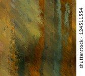art abstract grunge textured... | Shutterstock . vector #124511554