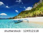 Tropical Beach  South China Se...