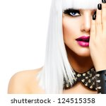 Постер, плакат: Fashion Beauty Girl Punk