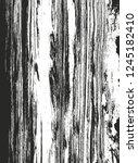 distressed overlay wooden... | Shutterstock .eps vector #1245182410