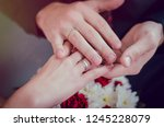 Small photo of Tenderness and progeny hands