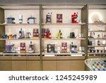 moscow  russia   circa... | Shutterstock . vector #1245245989