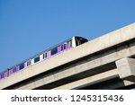 transit authority  mrta  or mrt ... | Shutterstock . vector #1245315436