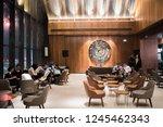 beijing  china  october 28 ...   Shutterstock . vector #1245462343