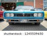paaren im glien  germany   may... | Shutterstock . vector #1245539650