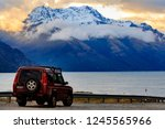 queenstown new zealand aug30... | Shutterstock . vector #1245565966