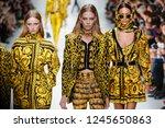 milan  italy   september 22 ... | Shutterstock . vector #1245650863