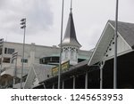churchill downs spires... | Shutterstock . vector #1245653953
