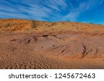 desert land of arizona | Shutterstock . vector #1245672463