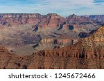 grand canyon vista | Shutterstock . vector #1245672466