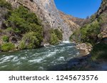kings canyon national park | Shutterstock . vector #1245673576