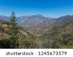 kings canyon national park | Shutterstock . vector #1245673579