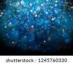 christmas and new year template ...   Shutterstock .eps vector #1245760330