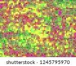 abstract illustration  ... | Shutterstock . vector #1245795970