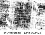 grunge overlay layer. abstract... | Shutterstock .eps vector #1245802426
