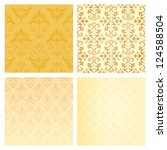 patterns - stock vector