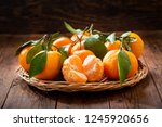 Fresh Mandarin Oranges Fruit O...