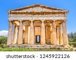 Temple Of Hephaestus In The...