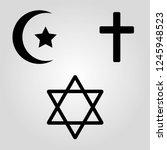 Symbols Of The Three World...