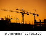 construction site | Shutterstock . vector #124601620