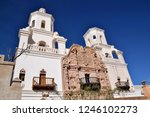Mission San Xavier Del Bac Is A ...