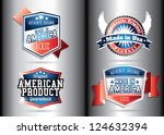 america,american,background,badge,banner,business,collection,design,element,emblem,flag,guarantee,icon,illustration,internet