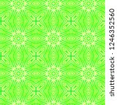 seamless color pattern from a...   Shutterstock . vector #1246352560