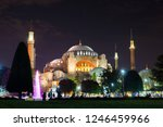 istanbul city of contrasts | Shutterstock . vector #1246459966