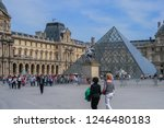 05.05.2008  paris  france. the... | Shutterstock . vector #1246480183