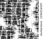 grunge overlay layer. abstract... | Shutterstock .eps vector #1246516429