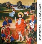bronnbach  germany   july 07 ... | Shutterstock . vector #1246522606