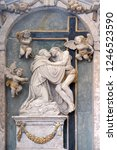 bronnbach  germany   july 07 ... | Shutterstock . vector #1246523590