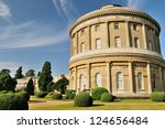 The Garden And Rotunda Of The...