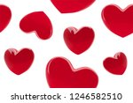 stylish valentine's day... | Shutterstock .eps vector #1246582510