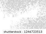 light silver  gray vector... | Shutterstock .eps vector #1246723513