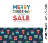 template design banner for... | Shutterstock .eps vector #1246730089