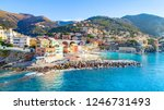 view of bogliasco. bogliasco is ... | Shutterstock . vector #1246731493