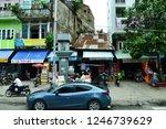 ho chi minh city  saigon ... | Shutterstock . vector #1246739629